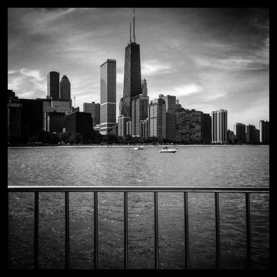 The moment of relaxing. Chicago Chicagostreets Downtown Chicago Black And White Photography Thinking Of Her With My Love Inchicago Black And White Throughmyeyez Blackandwhite