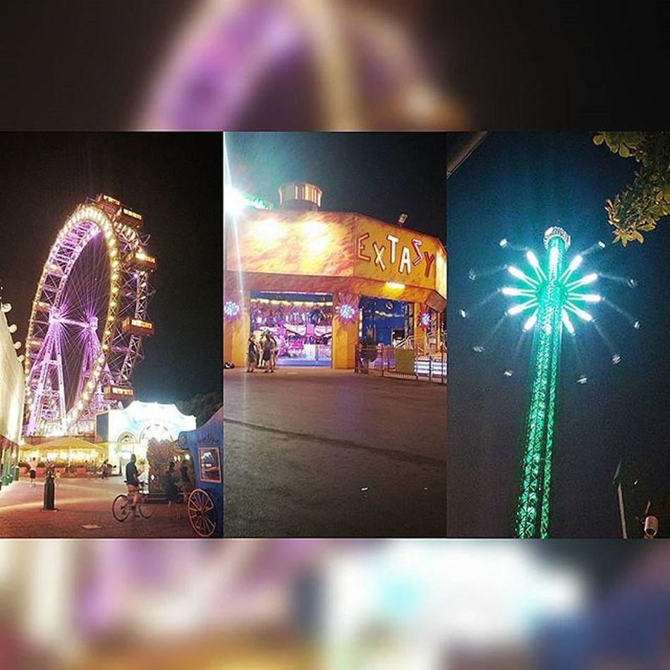Prater... Wien Lunapark Fantastic Beautiful Tourism Tourist Europe World