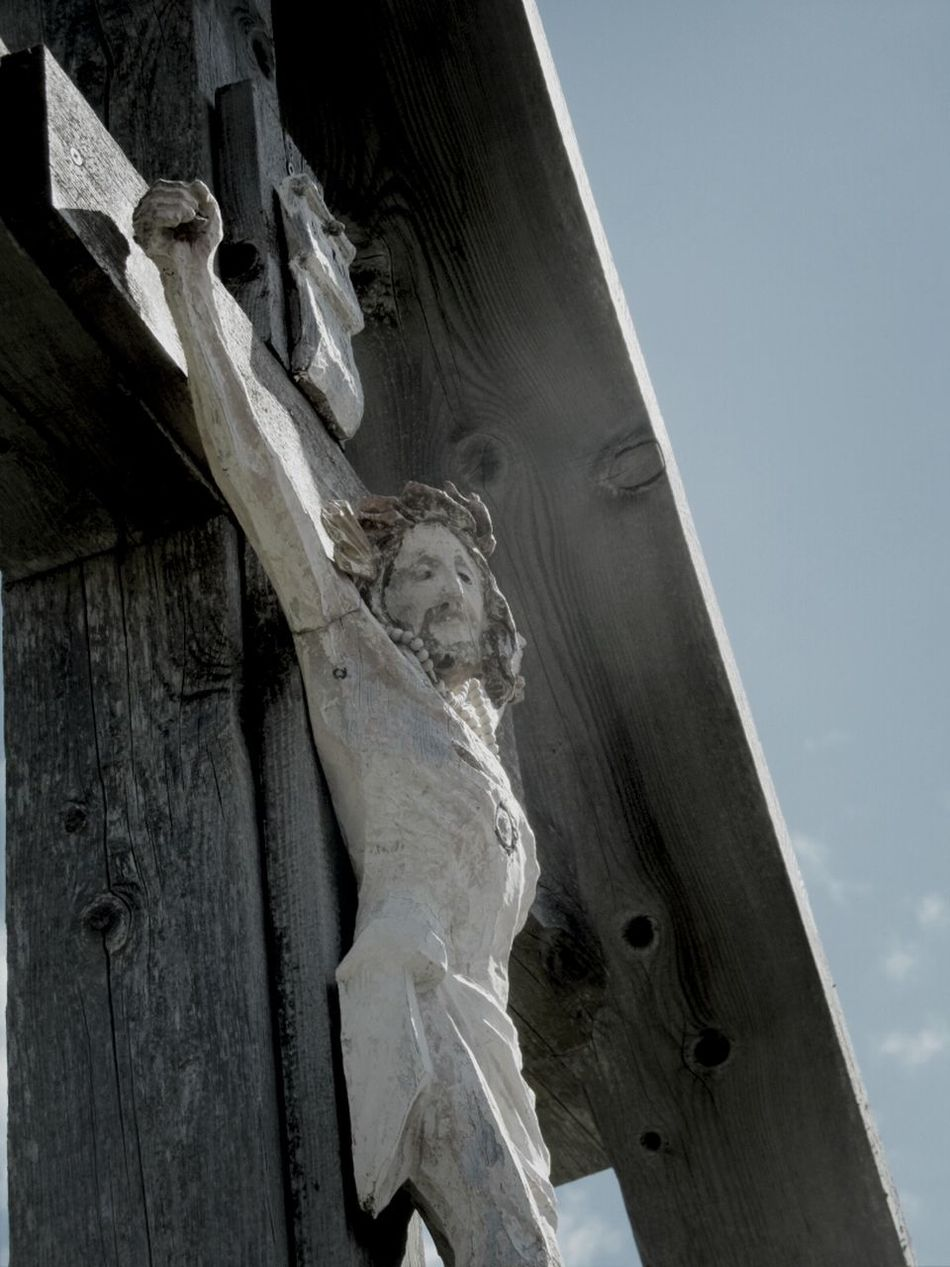 Holz Religion