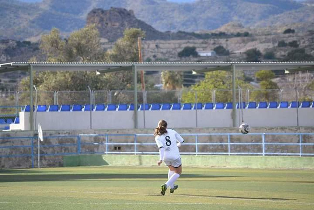 Love ♥ Football Woman Futbolfemenino Villajoyosa
