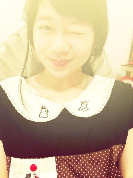 Winks Smile :) Hello Hey