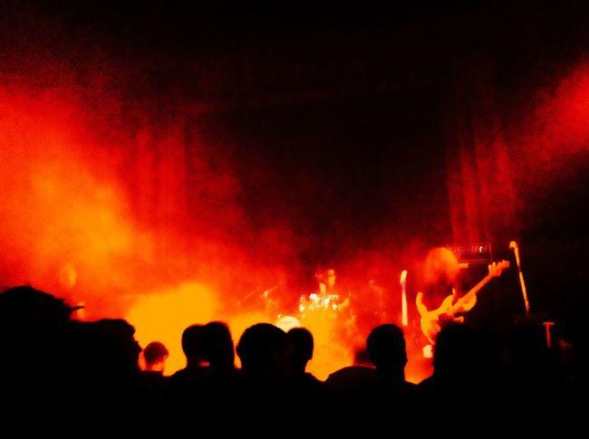 Jakob@UT Connewitz Jakob Concert Redandblack Red And Black Rock Rock N Roll Leipzig