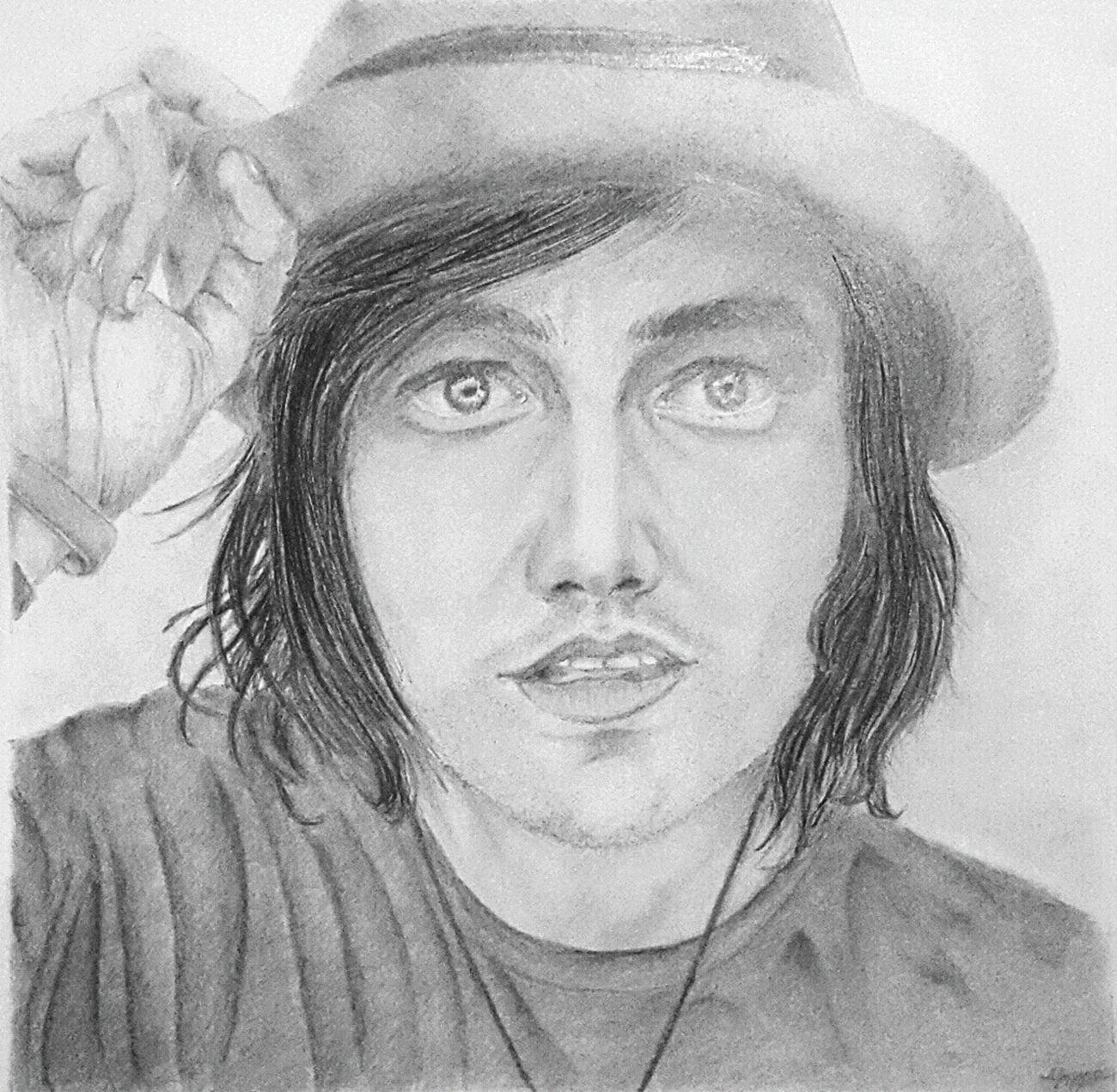 Kellin Quinn pencil drawing ❤ Pencil Drawing Art Drawing Kellin Quinn Sws
