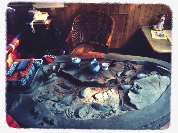 Piece of Art ~ tea table
