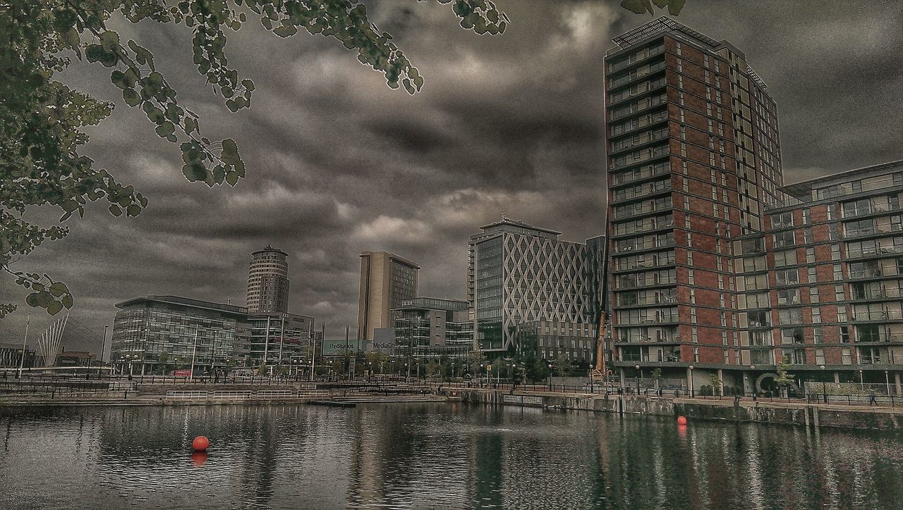 itv and BBC at the Mediacityuk HDR Collection HDR Streetphotography Hdr_lovers