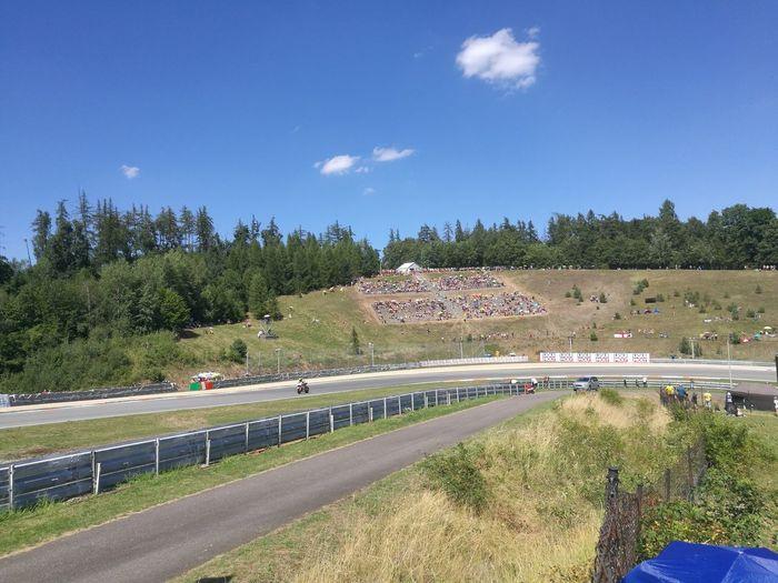 Brno Cal Crutchlow Honda Racetrack 35 Motogp