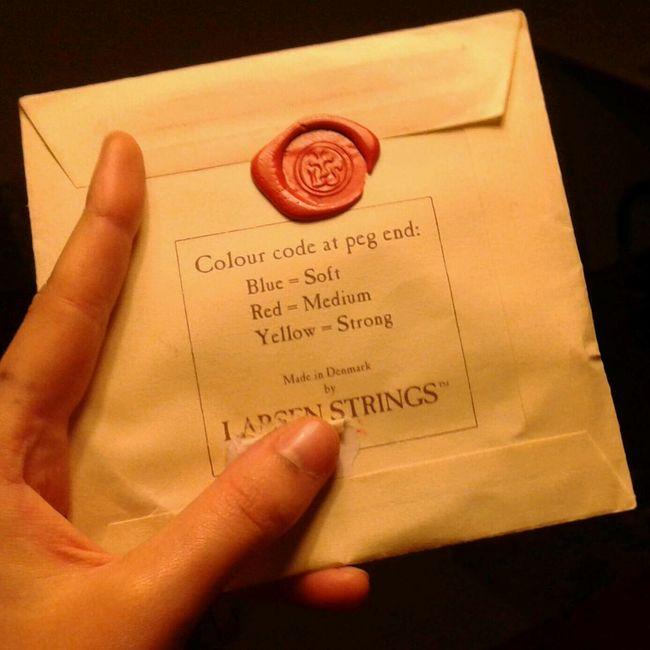 Larsen Strings Cellolover