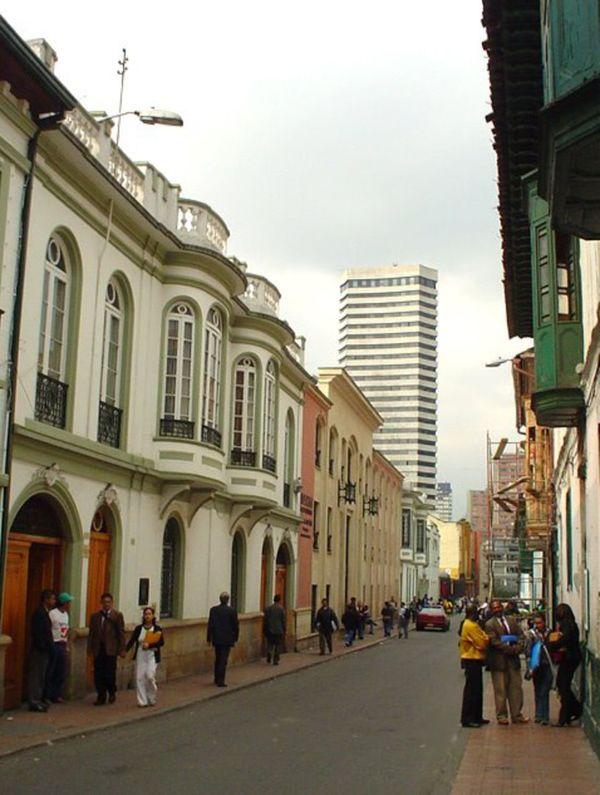 My City Hello World Bogota.