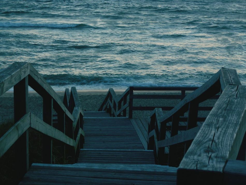 Sylt 2016 Beach Photography Eye For Details Dawn Of A New Day Ocean Shores Sylt, Germany Waves, Ocean, Nature Stairs Geometry Stairway To The Beach Wooden Stairs Stairs Stair Beach View On My Way Check This Out Sylt Strand Sea View Seaside Colour Of Life Overnight Success Place Of Heart Breathing Space