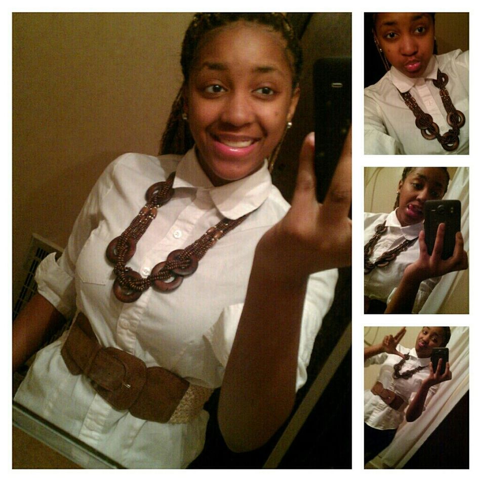 My Lul Pretty Ahh Today(:
