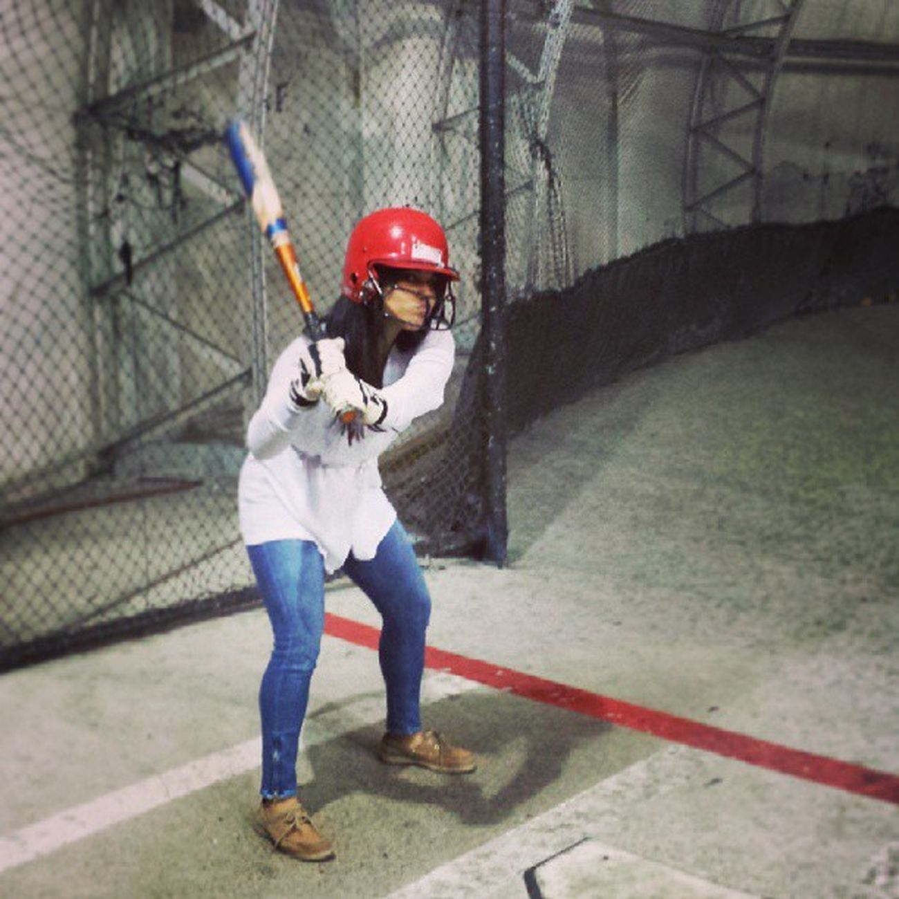 Battingcages Softballnight