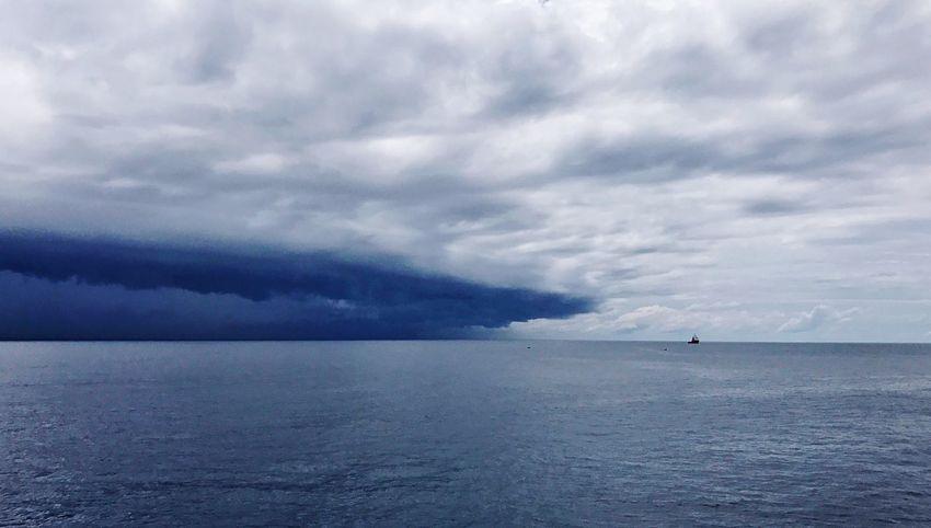 Cloudy Cloud - Sky Storm Tropical Storm Thunderstorms