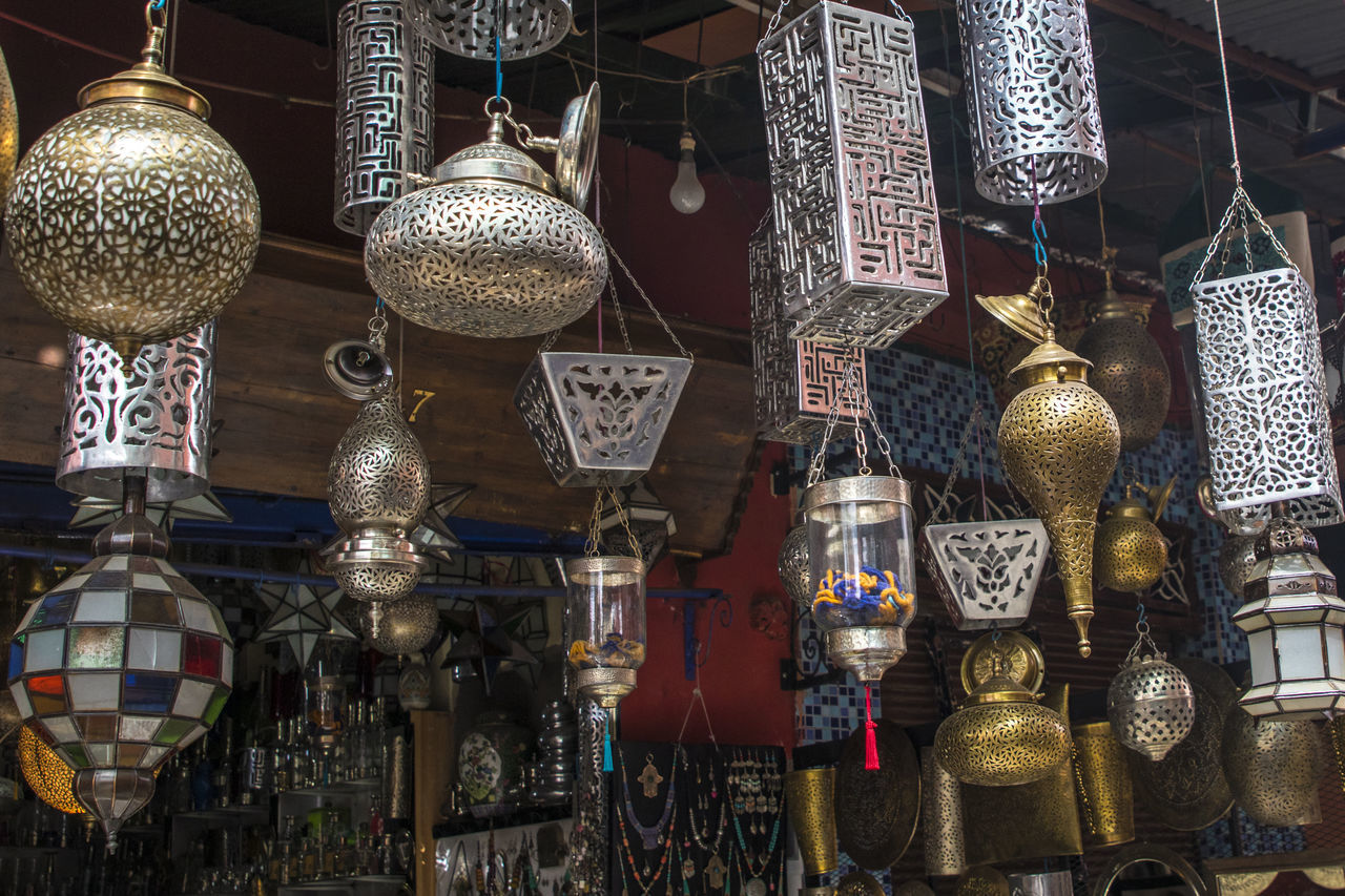 mercado en marrakesh Business For Sale Market Marrakesh Morocco No People Outdoors Retail