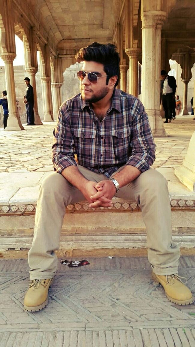 A fun day indeed it was! Lahore Fort Street Fashion Diggers! First Eyeem Photo