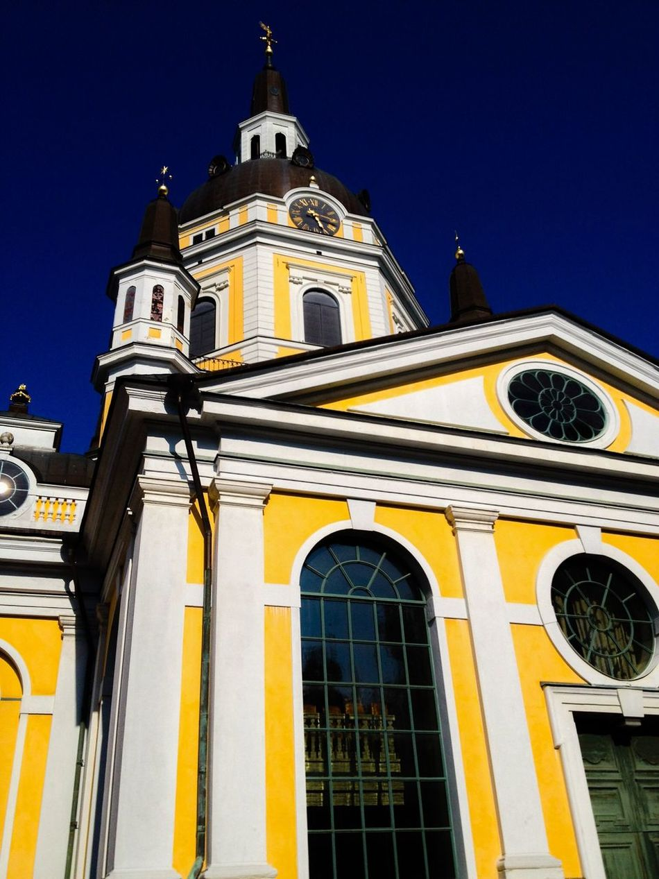 Beautiful stock photos of sweden, Architecture, Building Exterior, Built Structure, Catholicism