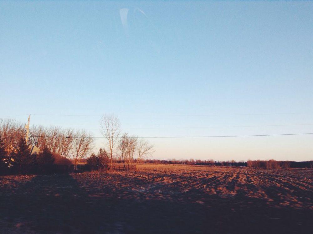 Farm Chasing Light Vscocam Canada Road Trip