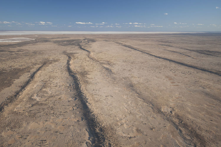 Arid Climate Australian Outback Barren Beauty In Nature Day Desert From Above  Horizon Over Land Landscape Landscapes With WhiteWall Nature No People Non-urban Scene Outdoors Outdoors Photograpghy  Remote Sand Scenics Sky Sunlight Tranquil Scene Tranquility Kuomi Collection
