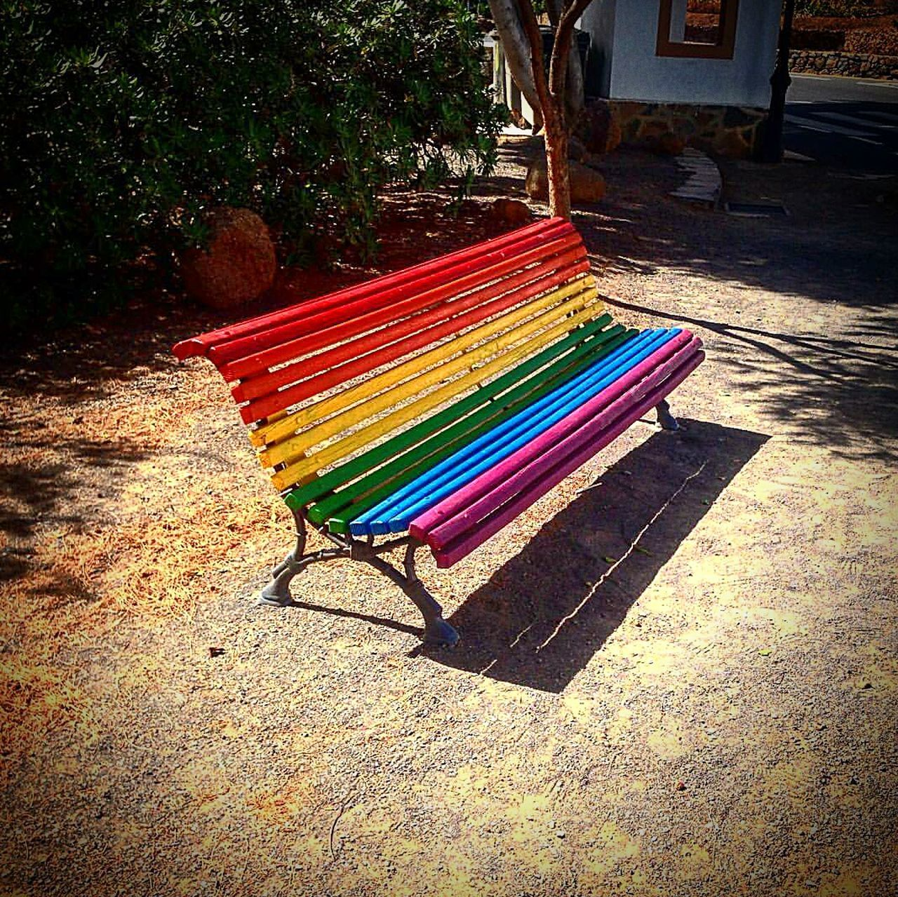 Arcobaleno  Arcoiris🌈 Colour Love Multi Colored Day No People Colorful Color Photography Colour Of Life Fuerteventura Aroundtheworld Chairswithstories Art Artistic Photo Artphotography