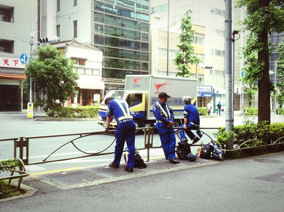 Collected Community Stifanibrothers Tokyo Japan Kamiyacho Workers