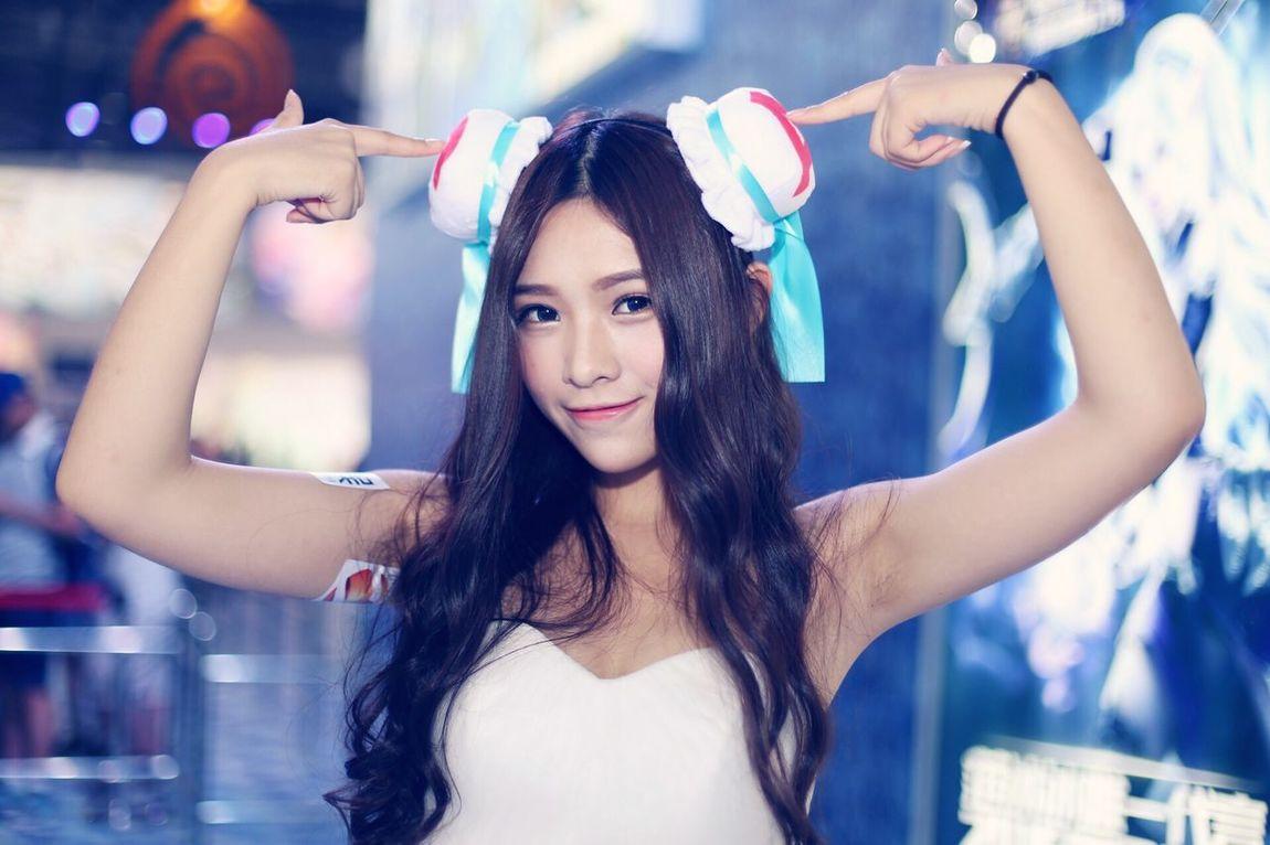 ChinaJoy2016, lovely girl Chinajoy
