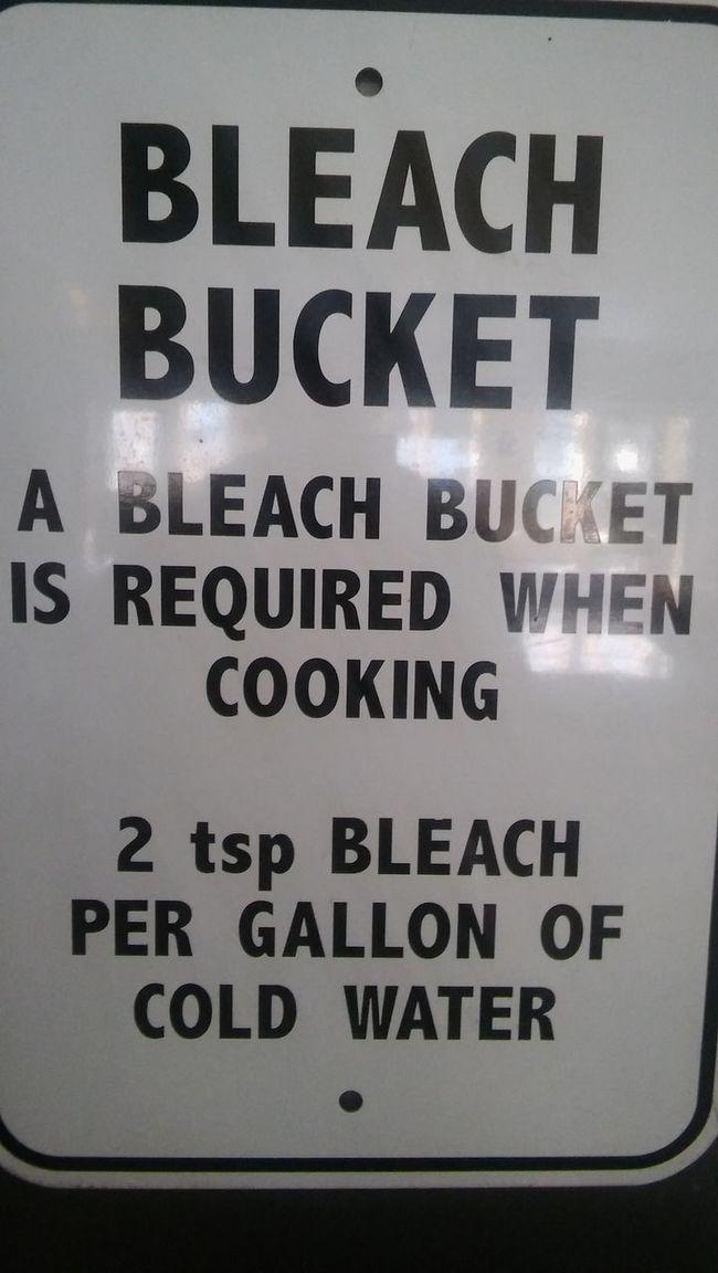 Bleach Technology