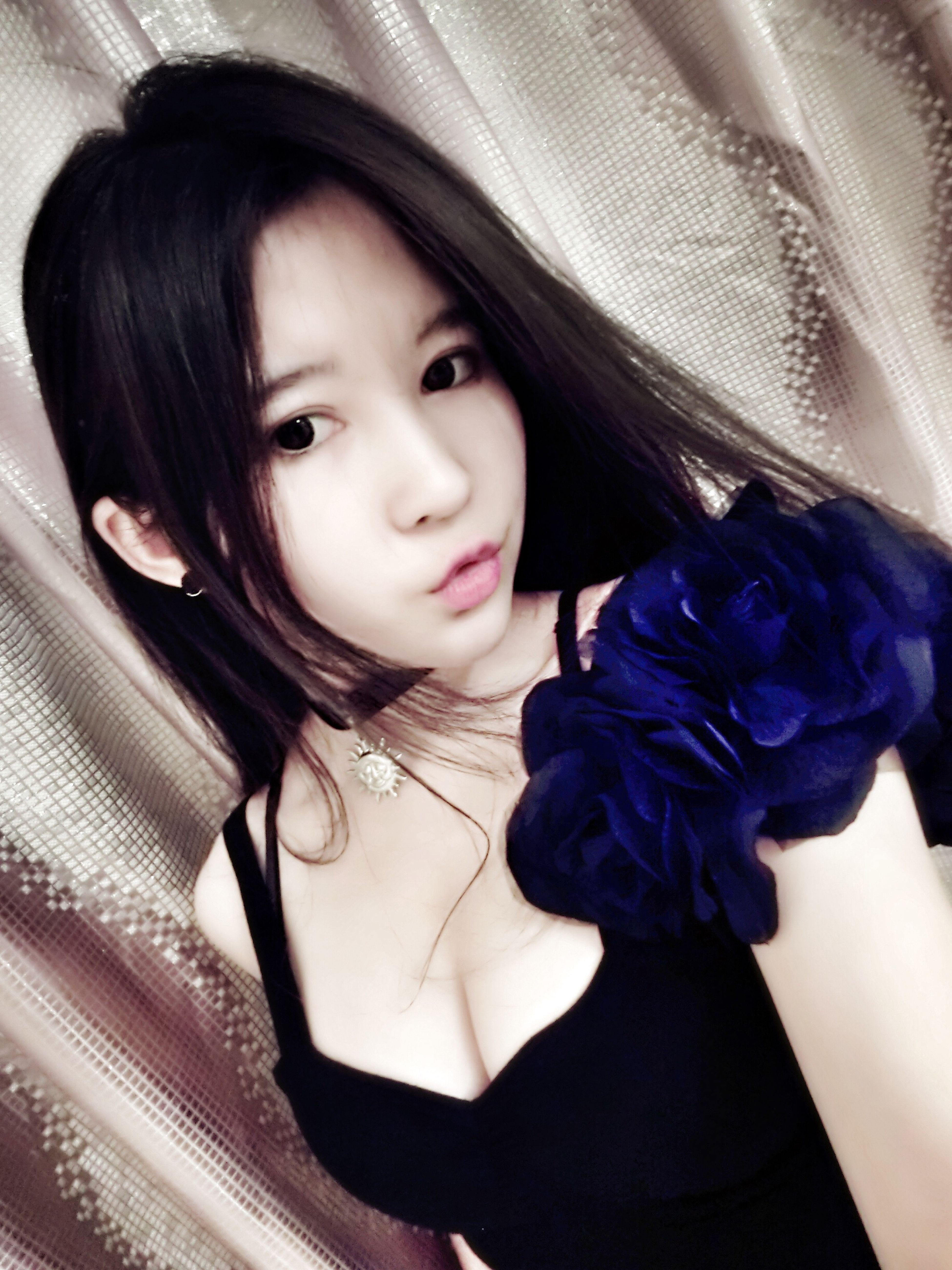 Black Rose That's Me Feeling Bule