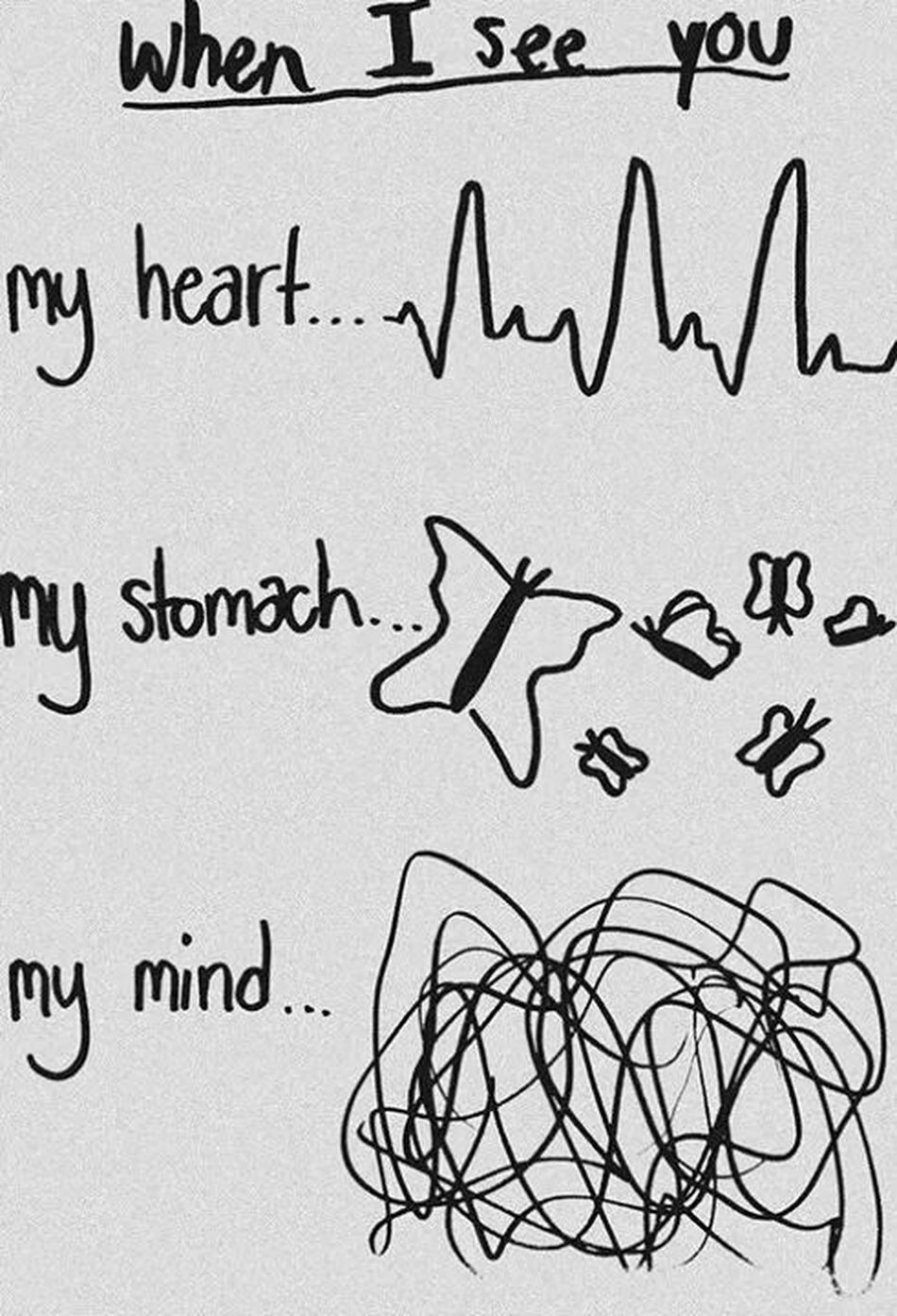 When I See U...♡
