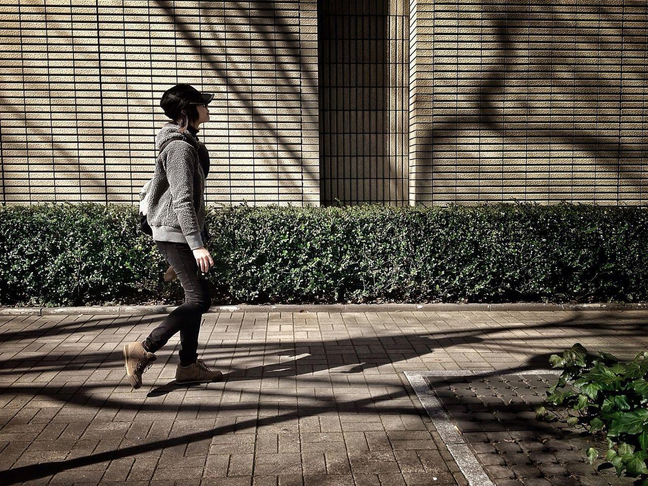 Streetphotography Schattenspiel