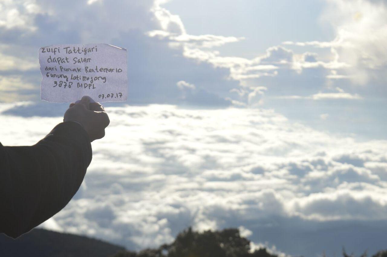 Cloudy Sky 💙 Cloud - Sky Clouds And Sky Puncakalam Makassar-south Sulawesi-indonesia Jalan2seru Pendakigunung Pendaki_indonesia