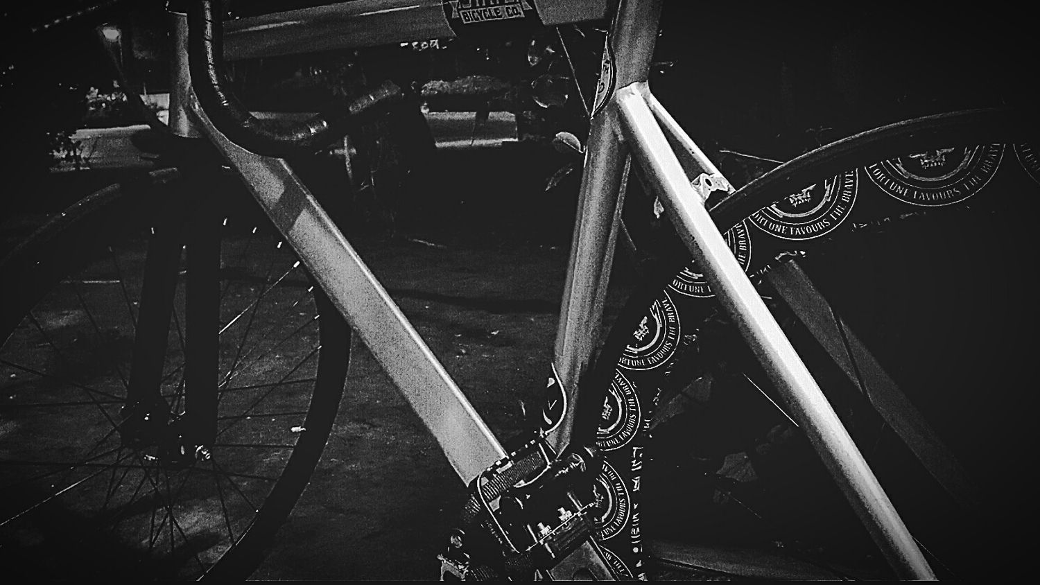 Trackbike Fixedgear Hello World Bikes SantaAna Downtown California Mobing Mash Orangecounty