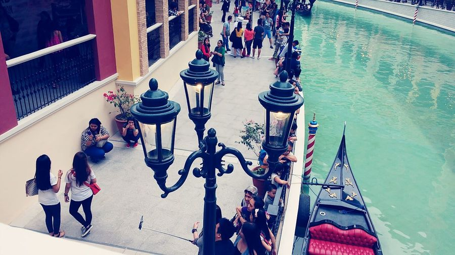 Just an ordinary day 🚶 Places I've Been First Eyeem Photo Venice Canals Romantic Eyeem Philippines