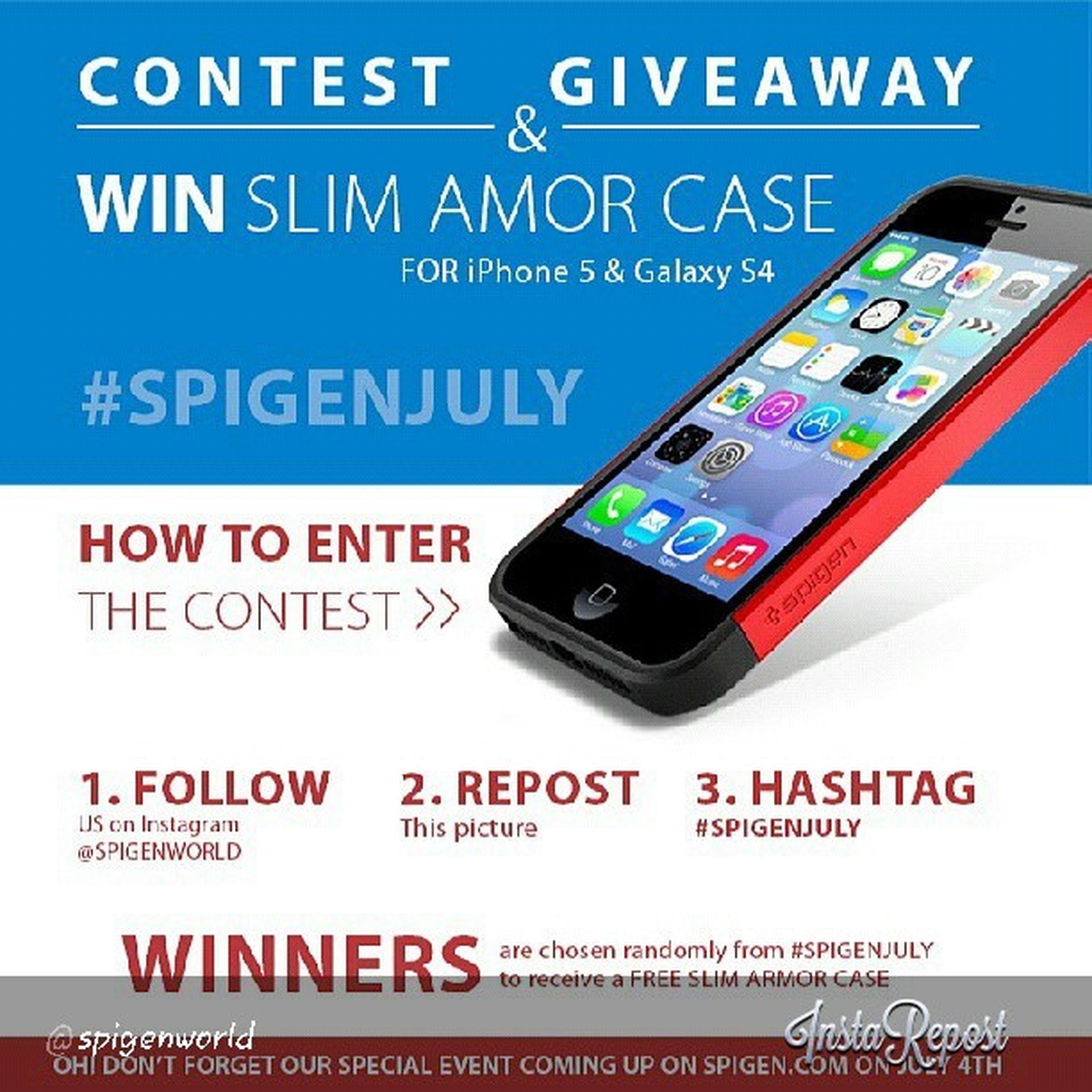 I want slim armor case Spigenjuly