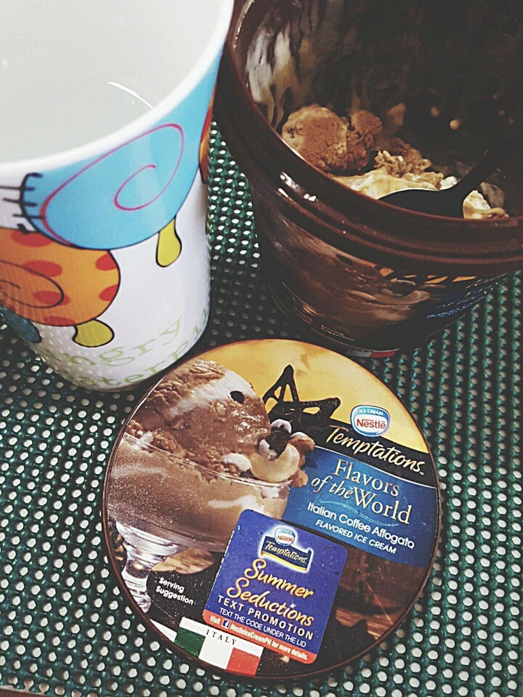 Verdict 5☆ Good for coffee lovers!:) Beattheheat Dessert Porn Time For Dessert! Italiancoffeeaffogato Getintomybellynow Yummy Dessert Dessertoftheday Somethingtotaste Enjoying Life