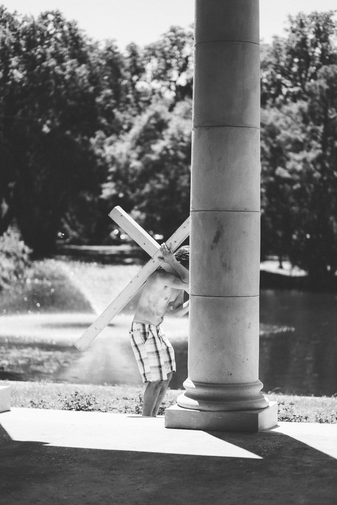 Shades Of Grey Taking Photos NOLA Travel Christianity Carry On From My Point Of View Travel Photography EyeEm Best Shots Peoplephotography