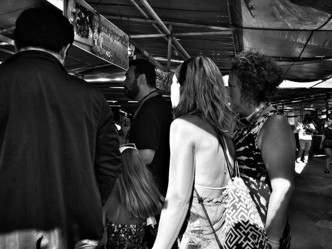 Monochrome Black And White Blackandwhite Phuket Town Iphoneonly IPhoneography Iphone 6 Plus Street Photography People