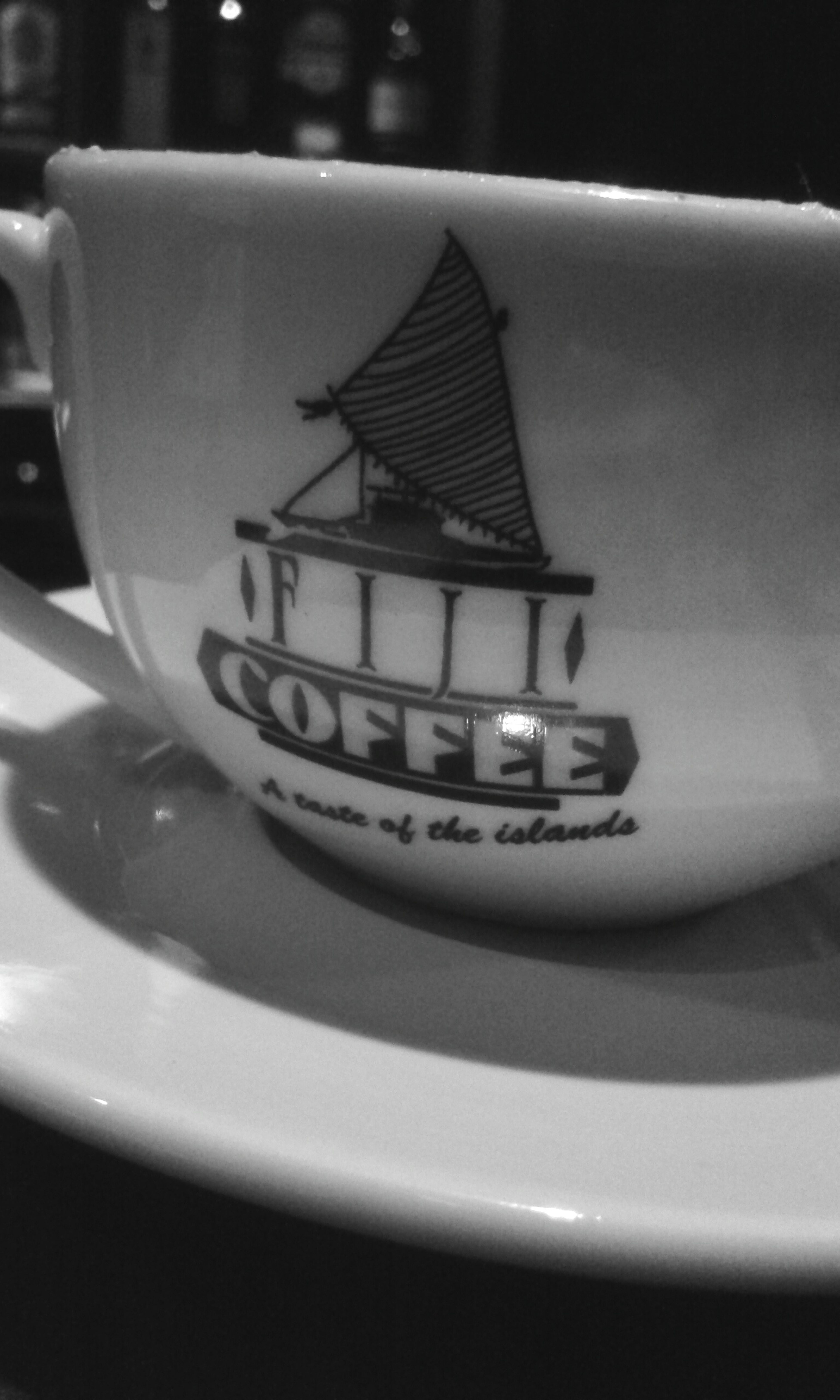 Fiji Coffee 🍵 TasteOfTheIslands Fiji ❤🌴 Fijime Coffeelover CoffeeataBar Friday Favorites