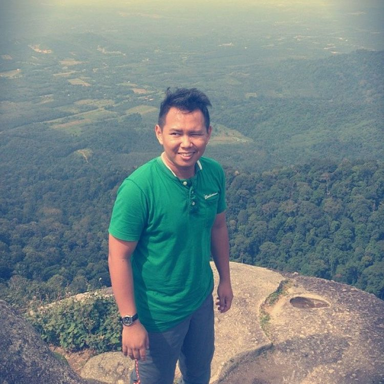 Finally.. Gunung Dato ' Rembau Cuti