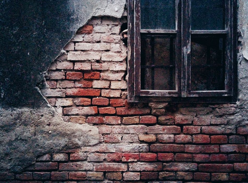 Architecture Brick Brick Wall Brick Wall Building Exterior Built Structure Burn Burned Burned House Day Demolished Façade House House Fire Minimal Minimalism No People Old Old Buildings Old House Outdoors Ruin Ruins Window Windows The Secret Spaces