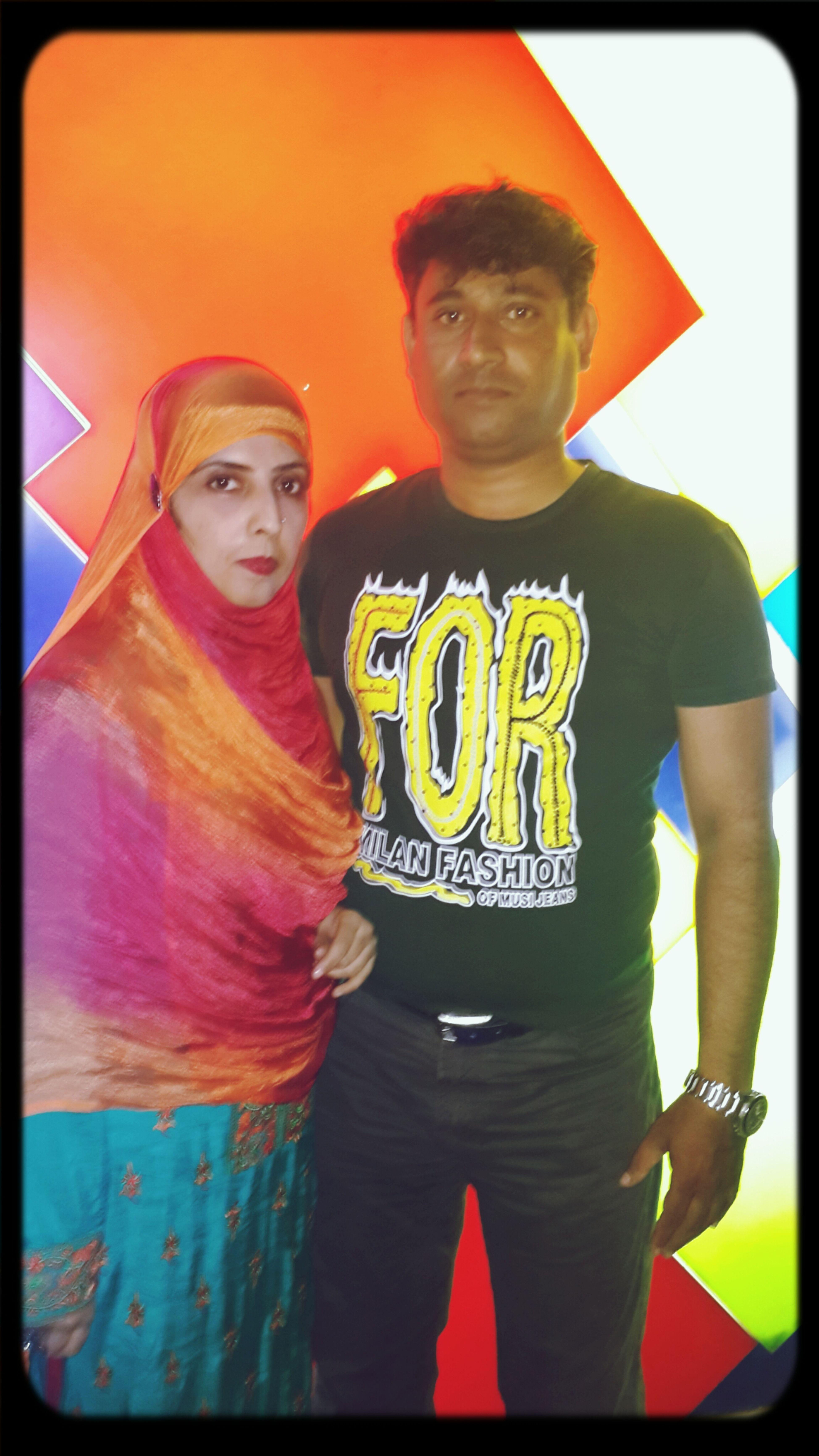 Port Grand, Karachi. Me N Wife First Eyeem Photo