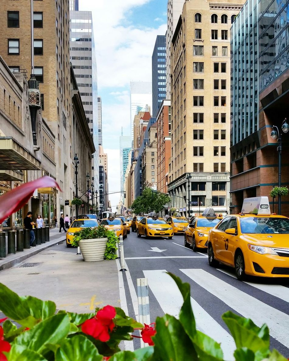 Newyorkcity New York City New York NYC NYC Photography Cityscape Streetscape Streetscene Yellowtaxi Taxicabs Taxi Cabs Taxisnyc Taxis Manhattan Lexingtonave Urban Urbanphotography Citystreets Citylife Traffic Midtown NYCImpressions Nycprimeshot Check This Out