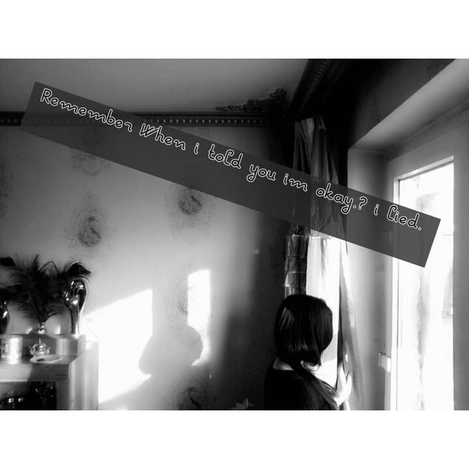 Imissyou Sadness That's Me Himm <3