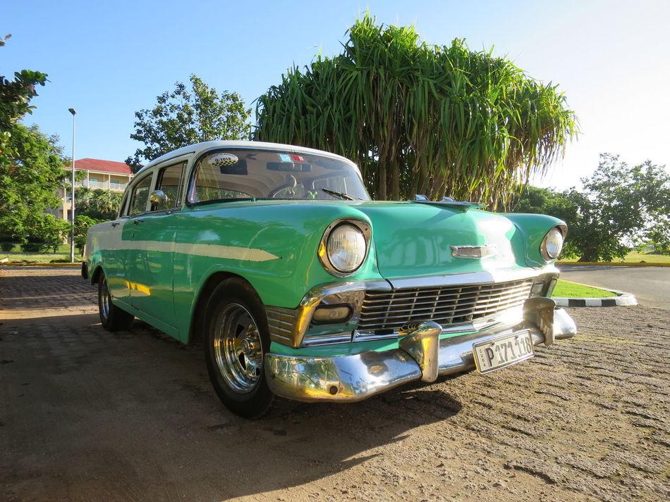 Car Colorful Cuba 2015 Cuban Cars Oldtimer Transportation Vehicle Vintage Vintage Cars The Drive