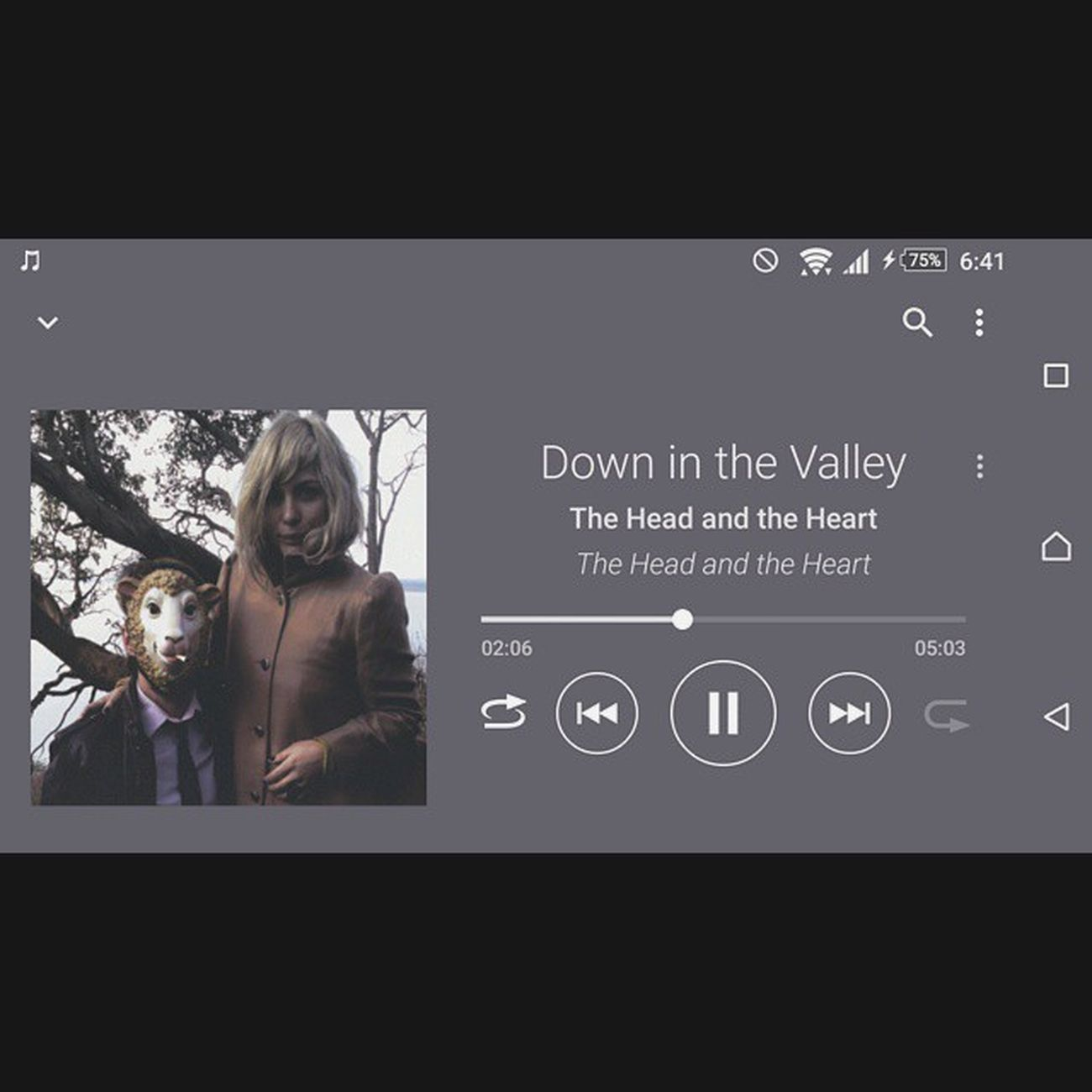 Setting mood for drawing, Theheadandtheheart