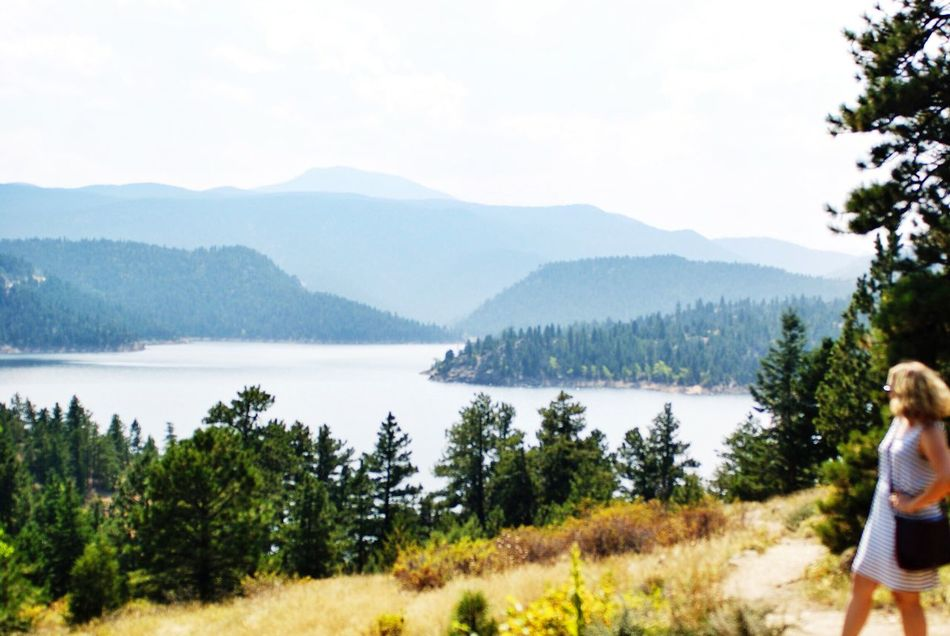 Explore Coloradical Hiking Gross Reservoir Boulder Summer Heat