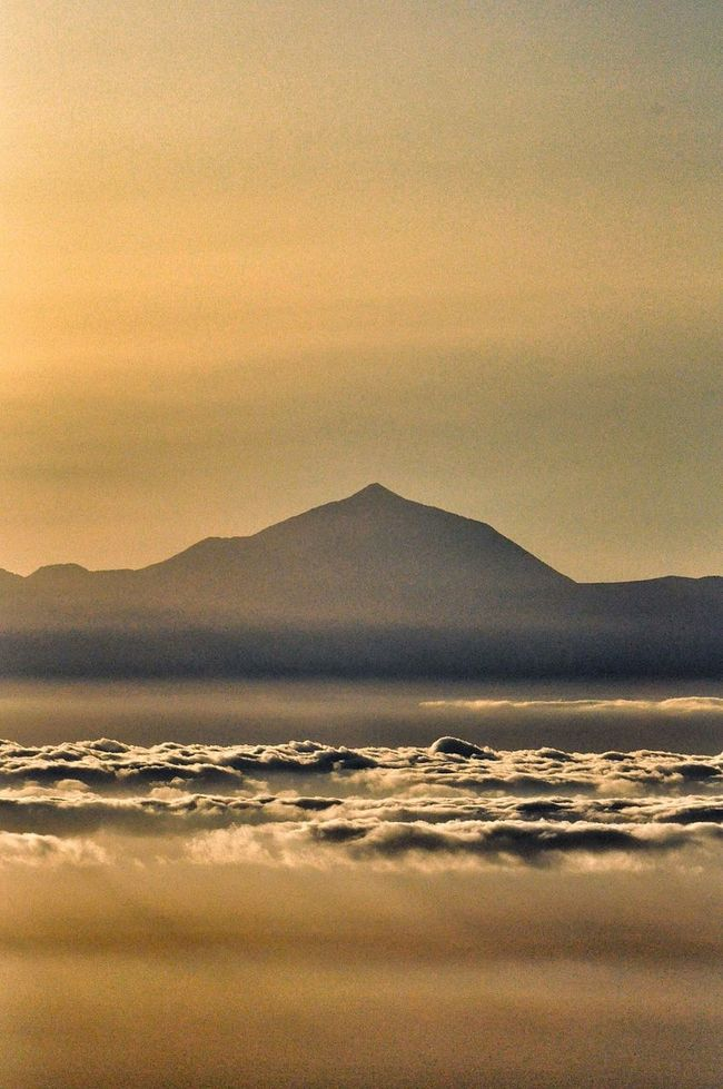 El Teide, Tenerife  Gran Canaria Canary Islands Sunset Protecting Where We Play Edge Of The World Seeing The Sights