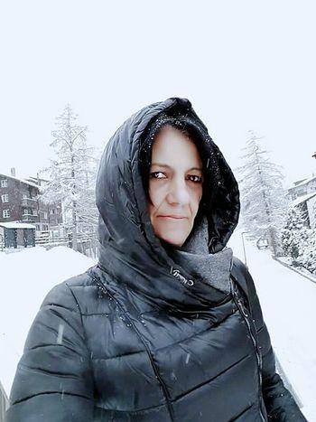 Schnee ...