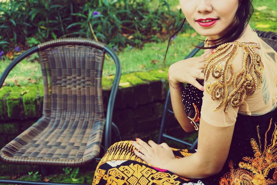 Balinese Balinese Woman Wedding Wedding Photography Local Culture Traditional Clothing Traditional Wedding Garden Women Around The World