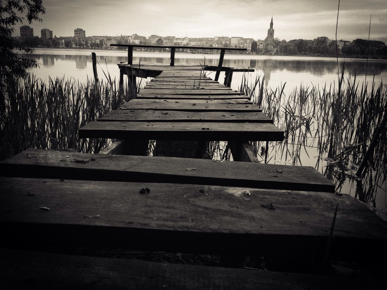 Lake Ełk Outdoors First Eyeem Photo