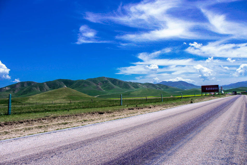 Beautiful stock photos of road, Beauty In Nature, Cloud, Day, Hill