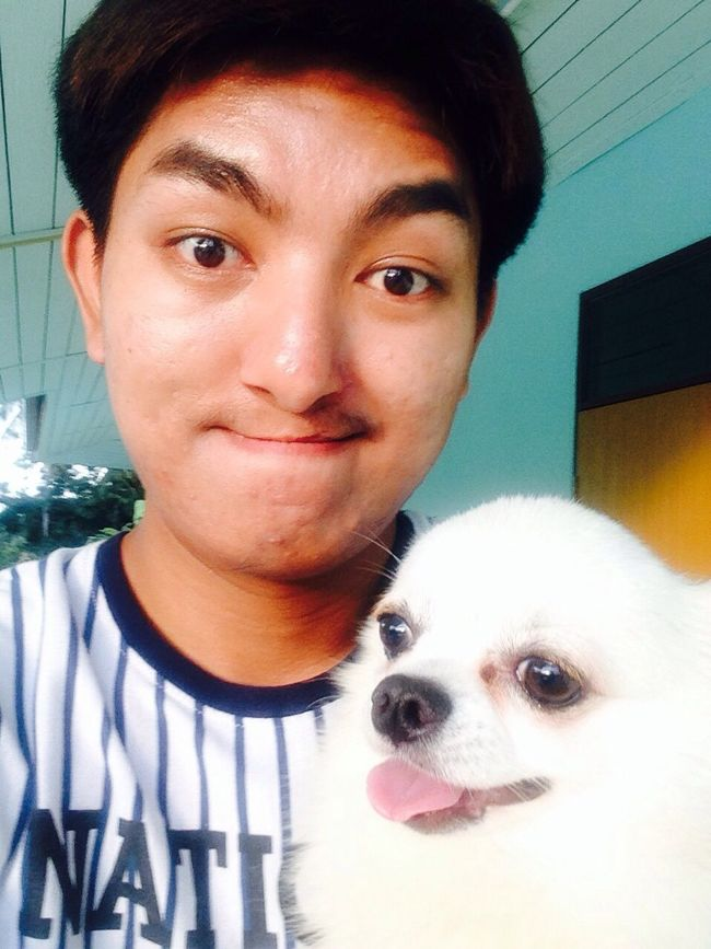 หมาใคร?????? First Eyeem Photo